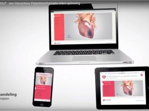 ZORG VIDEO HULP – Interactieve visuele patientencommunicatie voor optimale gedeelde besluitvorming